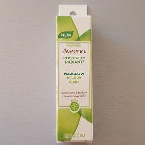 5/15$ Aveeno maxglow infusion drops